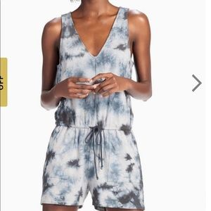Lucky Brand Washed Out Romper